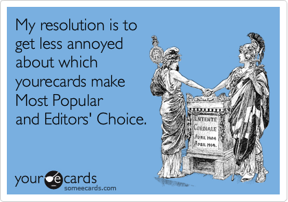 My resolution is to 