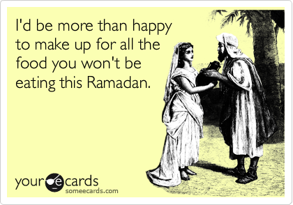 I'd be more than happy 