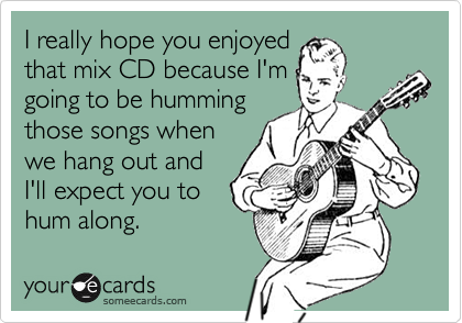 I really hope you enjoyed