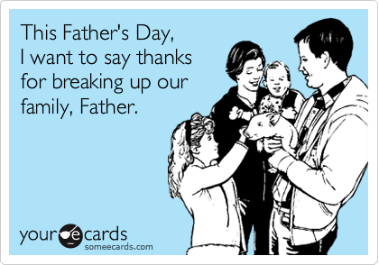 This Father's Day, 