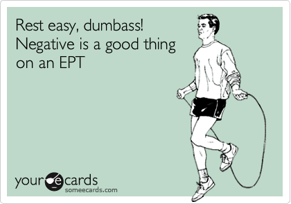 Rest easy, dumbass! 