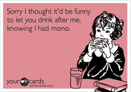 Sorry I thought it'd be funny