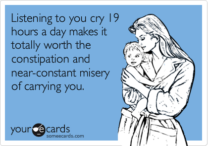 Listening to you cry 19