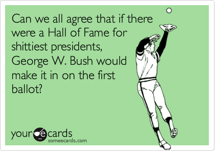 Can we all agree that if there