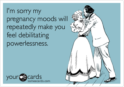 I'm sorry my