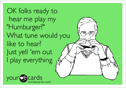 OK folks ready to