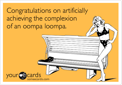 Congratulations on artificially