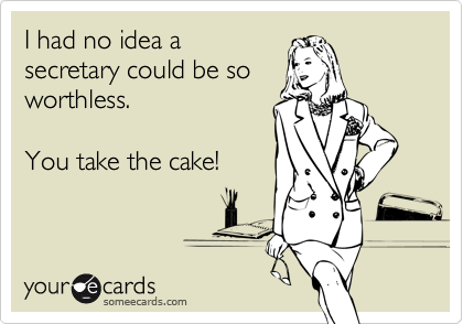 I had no idea a