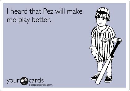 I heard that Pez will make