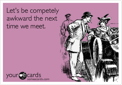 Let's be competely