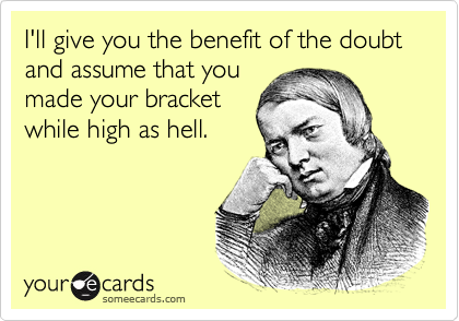 I'll give you the benefit of the doubt and assume that you