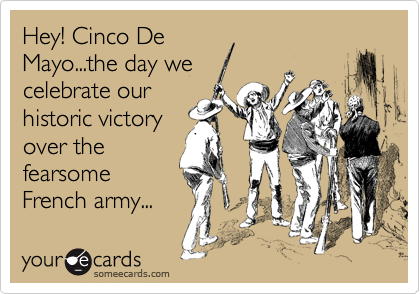 Hey! Cinco De