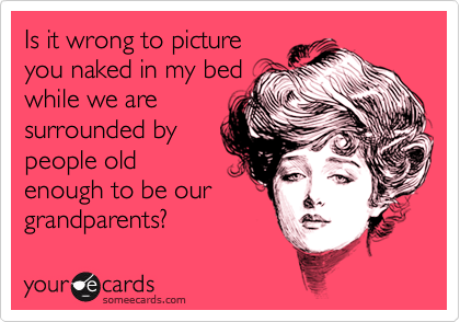 Is it wrong to picture