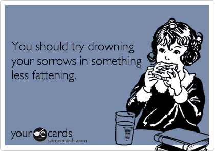 You should try drowning