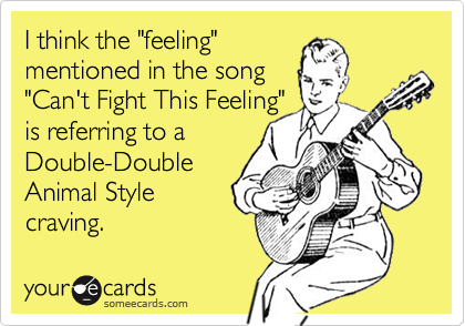 "I think the ""feeling""