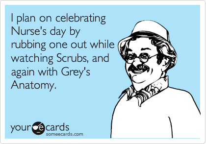 I plan on celebrating