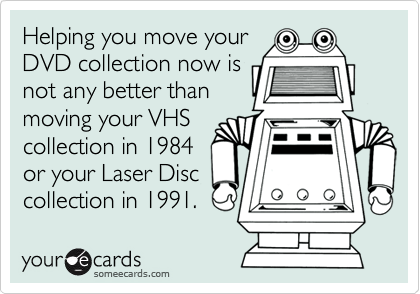 Helping you move your