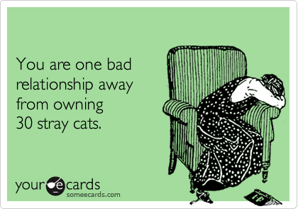 You are one bad