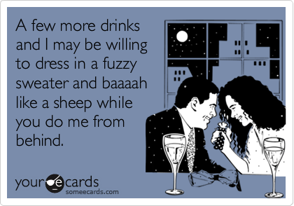 A few more drinks