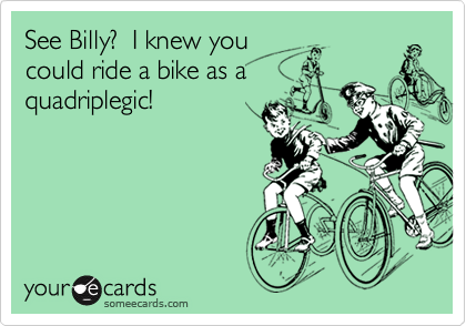 See Billy?  I knew you