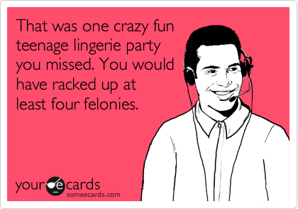 That was one crazy fun