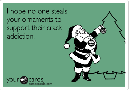I hope no one steals