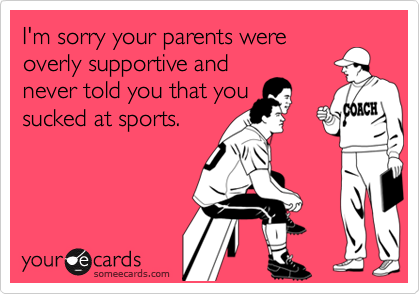 I'm sorry your parents were