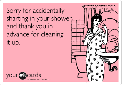 Sorry for accidentally