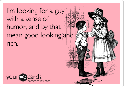 I'm looking for a guy