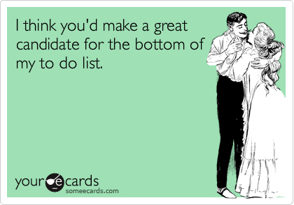 I think you'd make a great