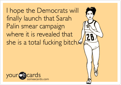 I hope the Democrats will