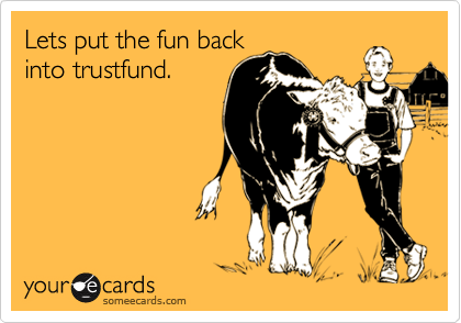 Lets put the fun back