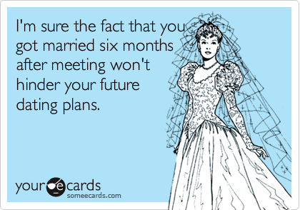 I'm sure the fact that you