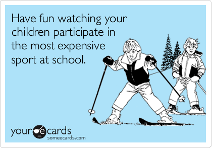 Have fun watching your