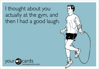 I thought about you