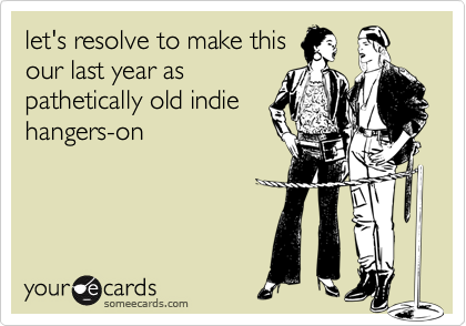 let's resolve to make this