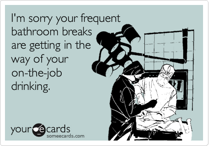 I'm sorry your frequent