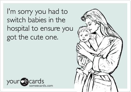 I'm sorry you had to