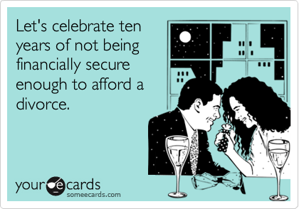 Let's celebrate ten