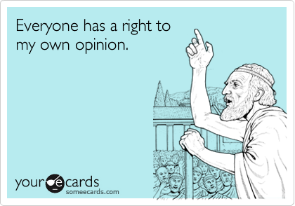 Everyone has a right to