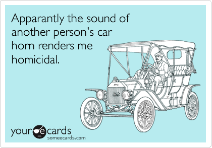 Apparantly the sound of 