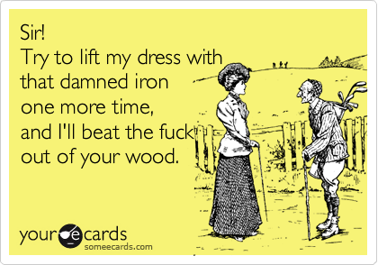Sir! 