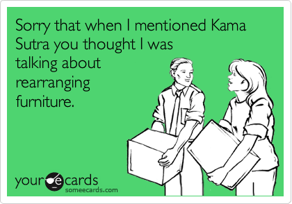 Sorry that when I mentioned Kama
