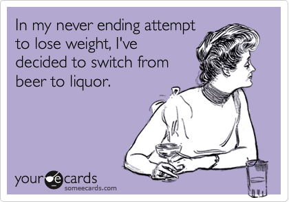 In my never ending attempt
