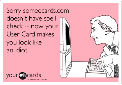 Sorry someecards.com 