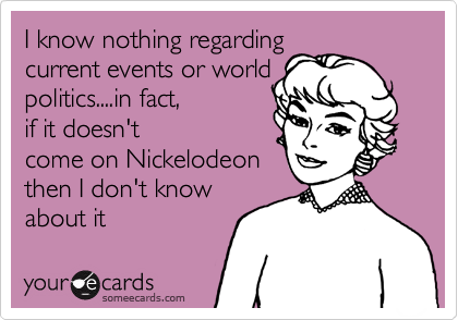 I know nothing regarding