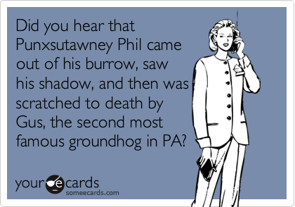Did you hear that 
