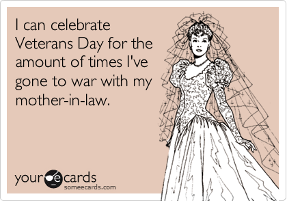 I can celebrate