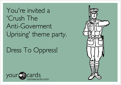 You're invited a