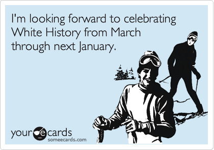 I'm looking forward to celebrating